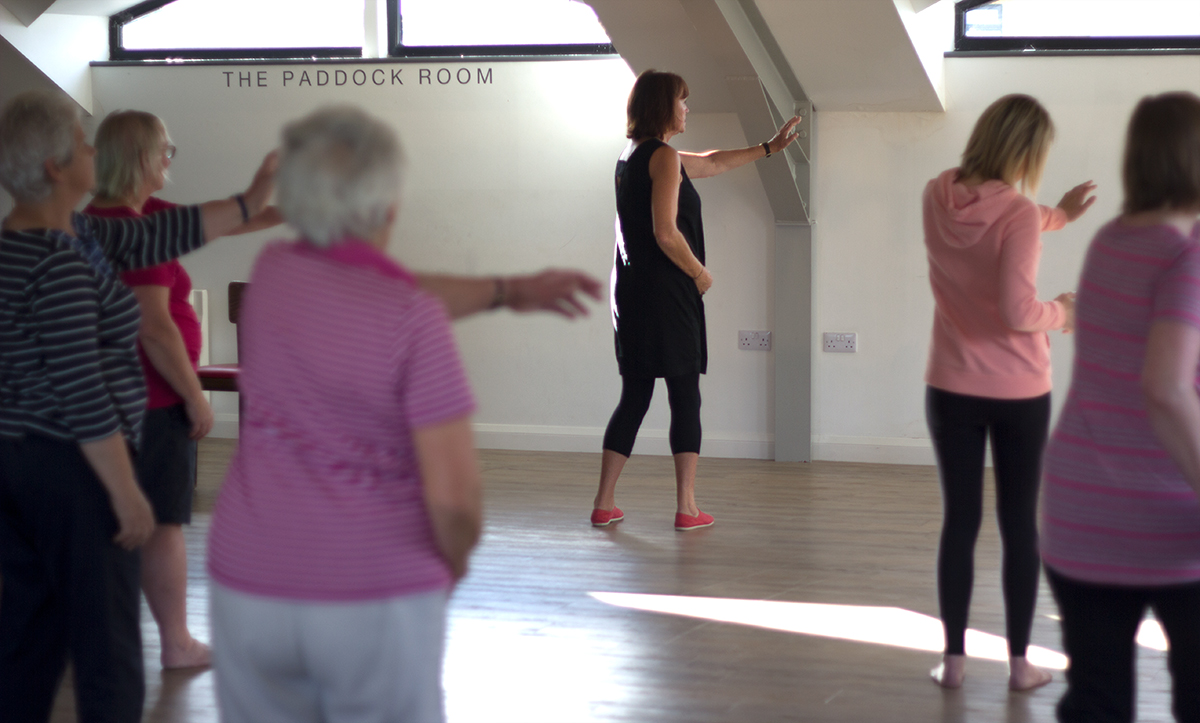 Tai Chi Movements for Wellbeing North Cornwall | Diagonal Repatterning